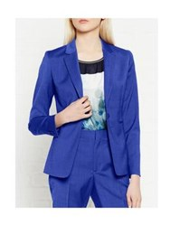 Reiss Arlo Tailored Blazer Blue