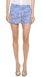 Equipment Landis Shorts Amparo Blue Multi