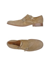 Moma Moccasins Sand