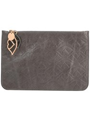 See By Chloe Bisous Clutch Grey
