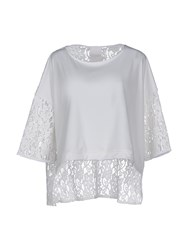 Luxury Fashion Topwear T Shirts Women White