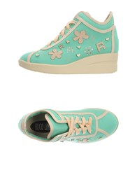 Ruco Line Footwear High Tops And Trainers Women Light Purple