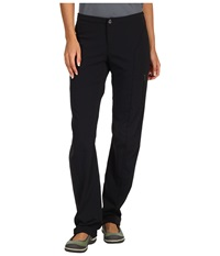 Columbia Just Right Straight Leg Pant Black Women's Casual Pants