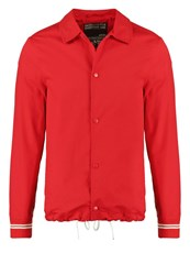 Your Turn Summer Jacket Red