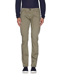 Dondup Trousers Casual Trousers Men Military Green