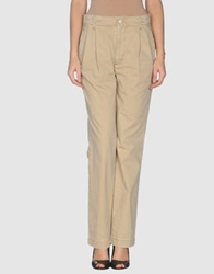 830 Sign Dress Pants Beige