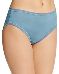 Fine Lines Pure Cotton Hi Cut Brief 13Rhc34 Jewel