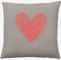 K Studio Heart Pillow