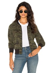 Sanctuary Bomber Jacket Army