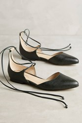 Anthropologie Miss Albright Vanessa Flats Holly