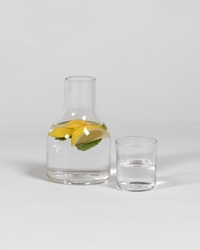 Glass Carafe Water Glass Jerpoint Irish Craft Design Shop Design And Craft Gifts Makersandbrothers Makers And Brothers