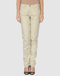 Coast Weber And Ahaus Denim Pants Beige
