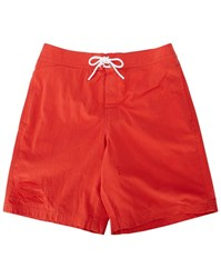 Lacoste Red Logo Pr Swim Shorts
