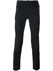 Diesel Black Gold 'Type 2512' Jeans Black