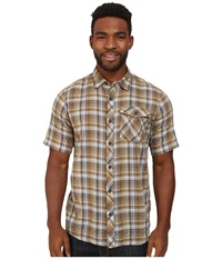 Outdoor Research Jinx S S Shirt Caf Men's Clothing Brown