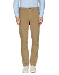 Department 5 Trousers Casual Trousers Men Khaki