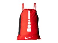 Nike Hoops Elite Gym Sack University Red University Red White Bags