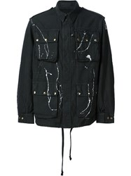 Faith Connexion Faith Connexion Limited Edition Artist Jacket Black