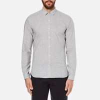 Oliver Spencer Men's Clerkenwell Shirt Broadstone Navy