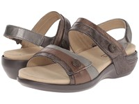 Aravon Katherine Ar Metallic Multi Women's Sandals