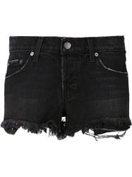 Ksubi 'Albuquerque' Shorts Black