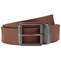 John Lewis Casual Reversible Belt Black Brown
