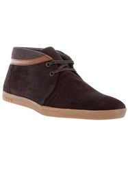 Swear 'Iggy 25'Lace Up Shoes Brown