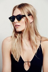 Free People Dixie Two Tone Sunglasses