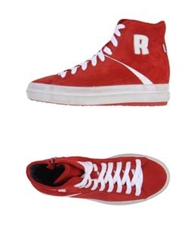 Ruco Line High Tops And Trainers Ocher
