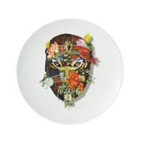 Christian Lacroix Love Who You Want 'Mister Tiger' Dessert Plate