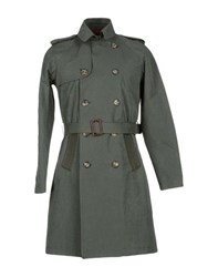 Band Of Outsiders Coats And Jackets Full Length Jackets Men Military Green