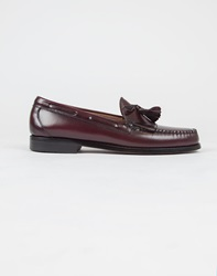 G.H. Bass And Co. Weejuns Tassle Loafers Burgundy