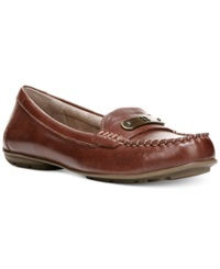 Naturalizer Kaster Flats Women's Shoes Bridal Brown