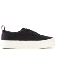 Eytys Lace Up Trainers Black