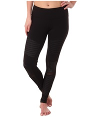 Alo Yoga Moto Leggings Black Women's Casual Pants