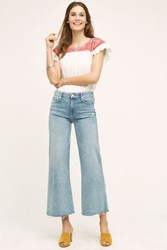 Anthropologie Mother Roller Crop Jeans Disorderly 29 Pants
