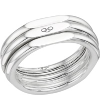 Links Of London 20 20 Classic Sterling Silver Ring