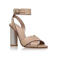 Kurt Geiger Talbot High Heel Sandals Nude