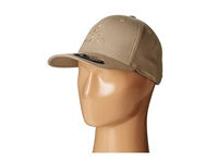 Prana Logo Ball Cap Dark Khaki Baseball Caps