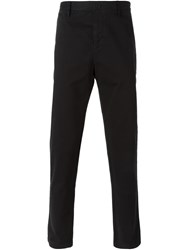 Burberry Brit Chino Trousers Black