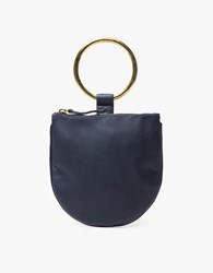 Otaat Myers Collective Ring Pouch Small In Navy