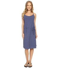 Columbia Aria Dress Bluebell Stripe Women's Dress