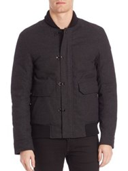 Victorinox Long Sleeve Jacket Black