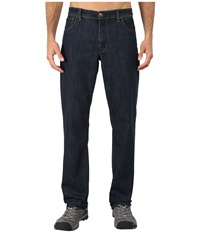 Marmot Pipeline Jean Regular Fit Dark Indigo Men's Jeans Blue