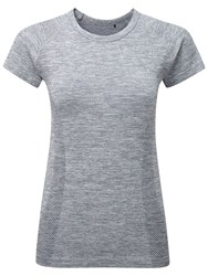 Tog 24 Fierce Womens Tcz Stretch T Shirt Grey