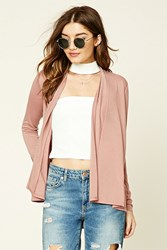 Forever 21 Open Front Cardigan
