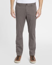 Gant Grey Slim Chinos