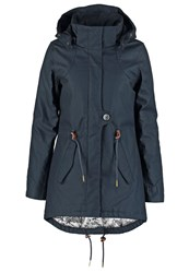 Elvine Fia Parka Dark Navy Dark Blue