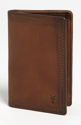 Frye 'James' Wallet Taupe