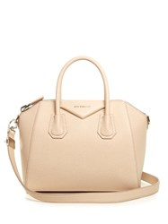 Givenchy Antigona Small Leather Tote Light Beige